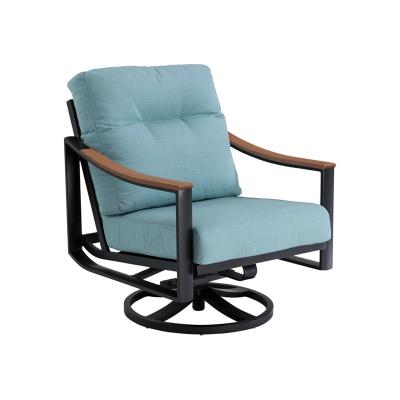 Tropitone Cushion Swivel Action Lounger