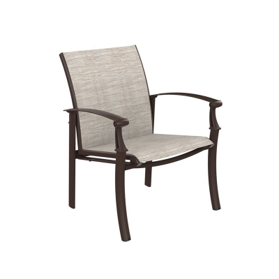 Tropitone Relaxed Sling Dining Chair