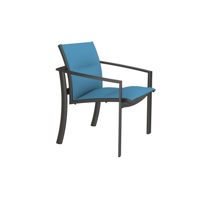 Tropitone Padded Sling Dining Chair