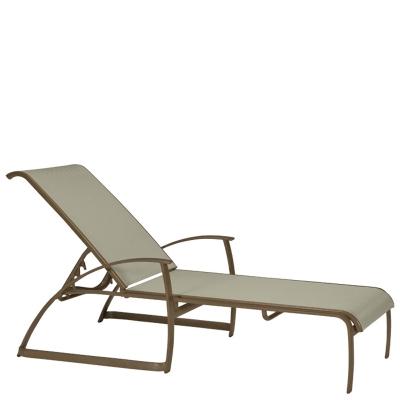 Tropitone MainSail Sling Chaise Lounge