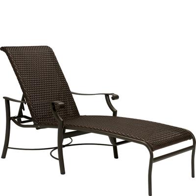 tropitone 710132ws montreux woven chaise lounge discount. Black Bedroom Furniture Sets. Home Design Ideas