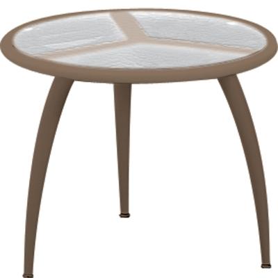 Tropitone 20 inch Round Tea Table