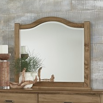 Vaughan Bassett Arched Mirror