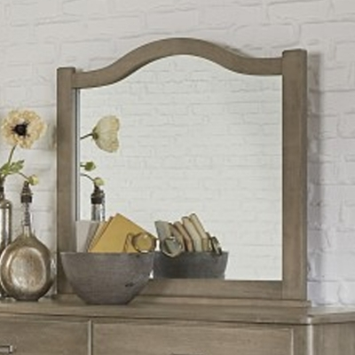 Vaughan Bassett Landscape or Arched Mirror