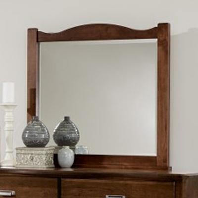 Vaughan Bassett Landscape Mirror