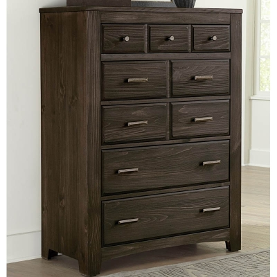 Vaughan Bassett 5 Drawer Chest