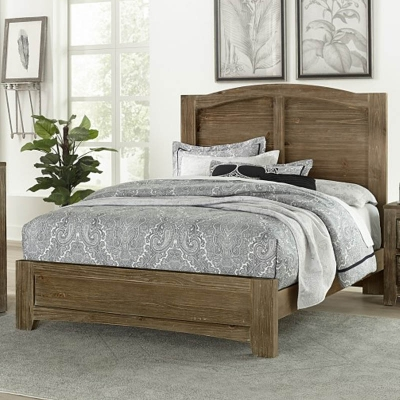 Vaughan Bassett Mansion King Bed with avaliable storage