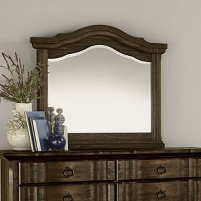 Vaughan Bassett Arched Mirror