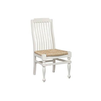 Laurel Mercantile Side Chair Seagrass Seat