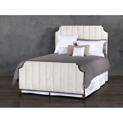 Wesley Allen Spencer Upholstered Bed