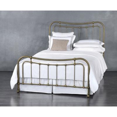 Wesley Allen Sherman Iron Bed