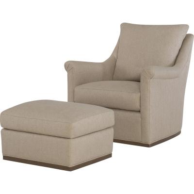 Wesley Hall Swivel Chair