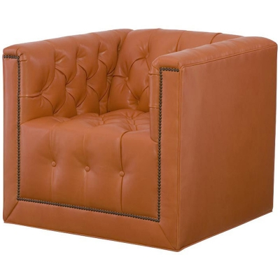 Wesley Hall Krissa Leather Chair