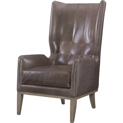 Wesley Hall Foremost Leather Chair
