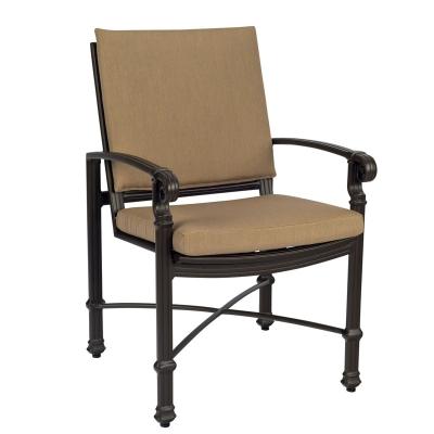 Woodard Dining Armchair