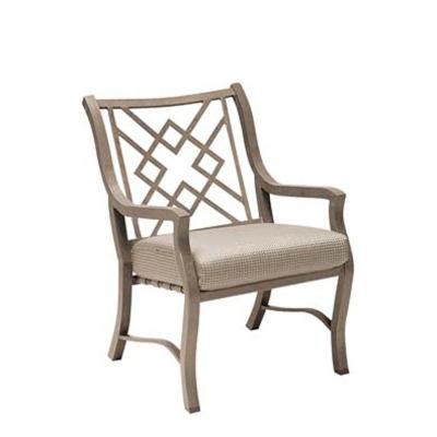 Woodard Dining Arm Chair - Seat Cushion