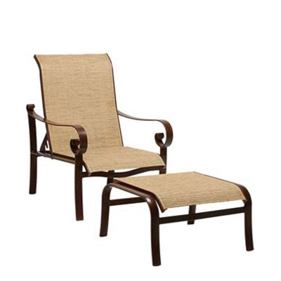 Woodard Adjustable Lounge Chair