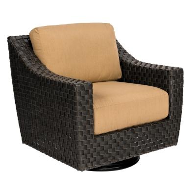 Woodard Swivel Lounge Chair