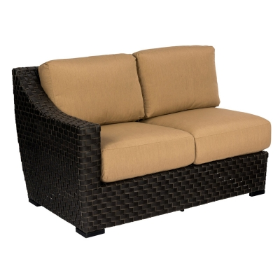 Woodard LAF Love Seat Sectional Unit