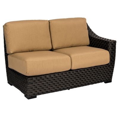 Woodard RAF Love Seat Sectional Unit