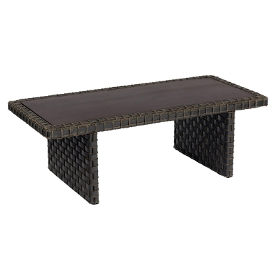 Woodard Rectangular Coffee Table