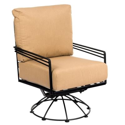 Woodard Swivel Rocking Lounge Chair