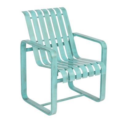 Woodard Dining Arm Chair