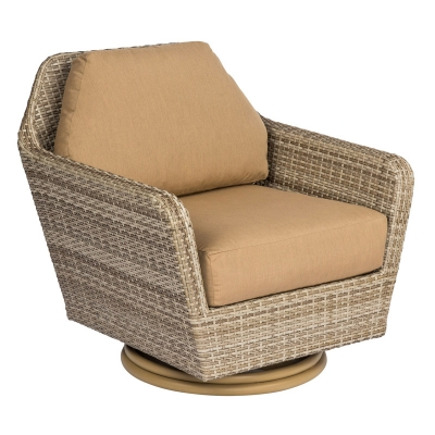 Woodard Swivel Rocking Lounge Chair