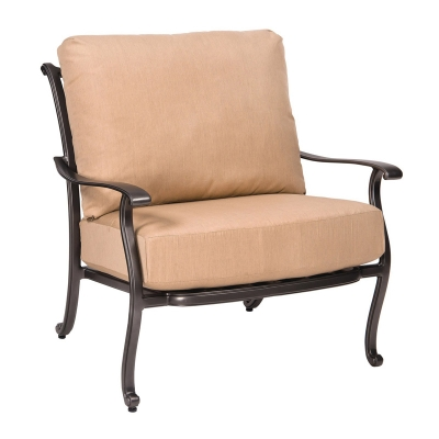 Woodard 3w0406 New Orleans Lounge Chair Discount Furniture At Hickory Park Furniture Galleries