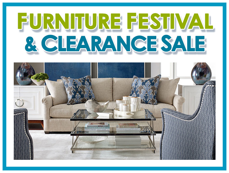 Extra Savings On Name Brand Furniture Going On Now