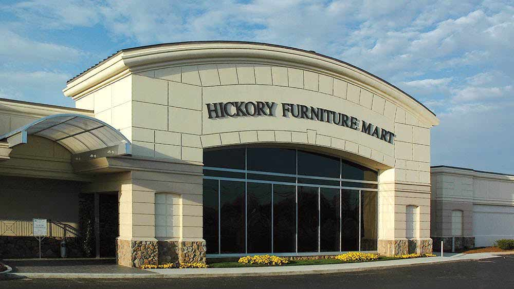 Hickory Park Furniture located in the Hickory Furniture Market