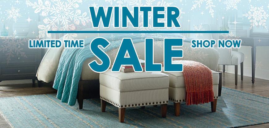 Winter Savings Furniture Sale