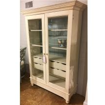 Summer Home Display Cabinet Fine Furniture Design