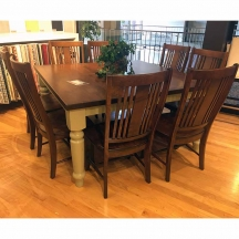 Dining Table and Chairs Canadel