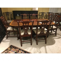 Dining Table and Chairs Jonathan Charles