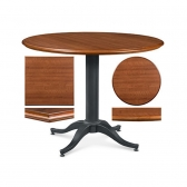 CONFERENCE TABLES HOME OFFICE Hickory Park Furniture Galleries - 42 inch round office table