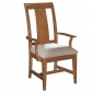 Arm Chair (Uph Seat)
