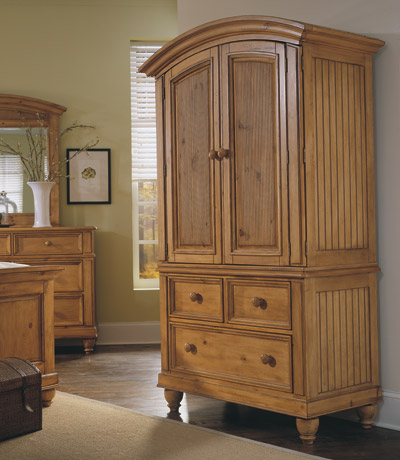 Broyhill Fontana Armoire Dimensions