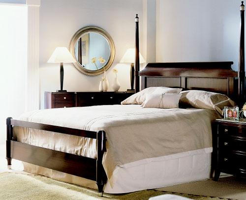 poster beds hickory park furniture galleries. Black Bedroom Furniture Sets. Home Design Ideas