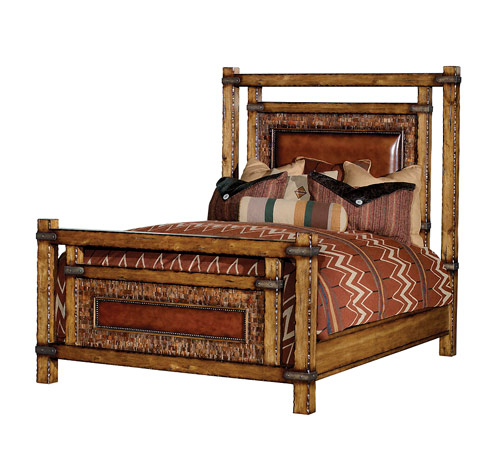 Charmant Timber Heirlooms Queen Bed