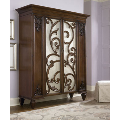 Bedroom Armoire on Bedroom Armoire Hickory Park Furniture Galleries