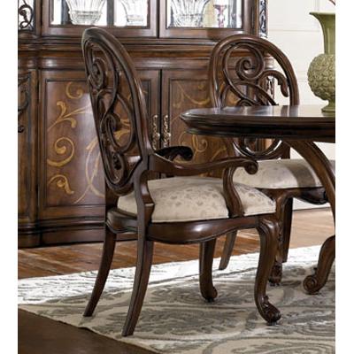 splat back arm chair jessica mcclintock couture - Jessica Mcclintock Bedroom Furniture