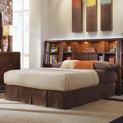 American Drew Bookcase Bed