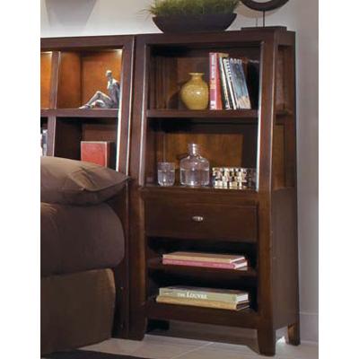 American Drew Bookcase Nightstand