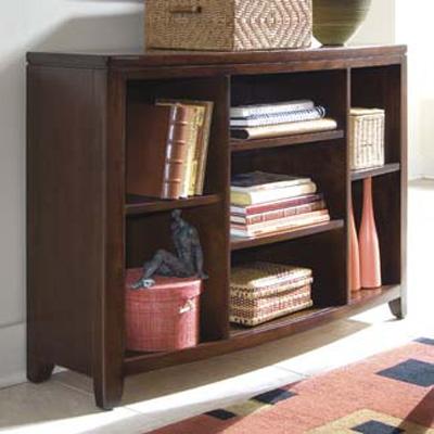 American Drew Bookcase Console
