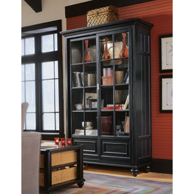 American Drew Bookcase China RTA Feet