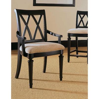 American Drew Splat Arm Chair