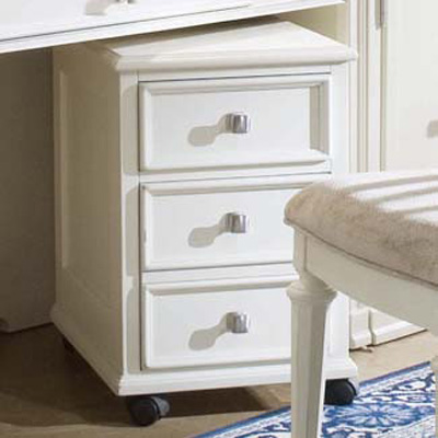 American Drew File Drawer Cabinet