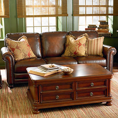 Bassett 3959 62ls Hamilton Sofa Discount Furniture At Hickory Park Furniture Galleries