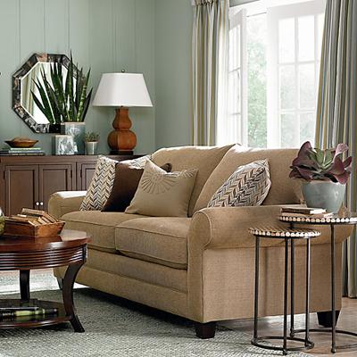 HGTV Home CU.2 U-Shaped Sectional by Bassett Furniture ...